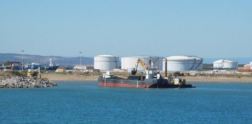 port la nouvelle Ecocide en cours